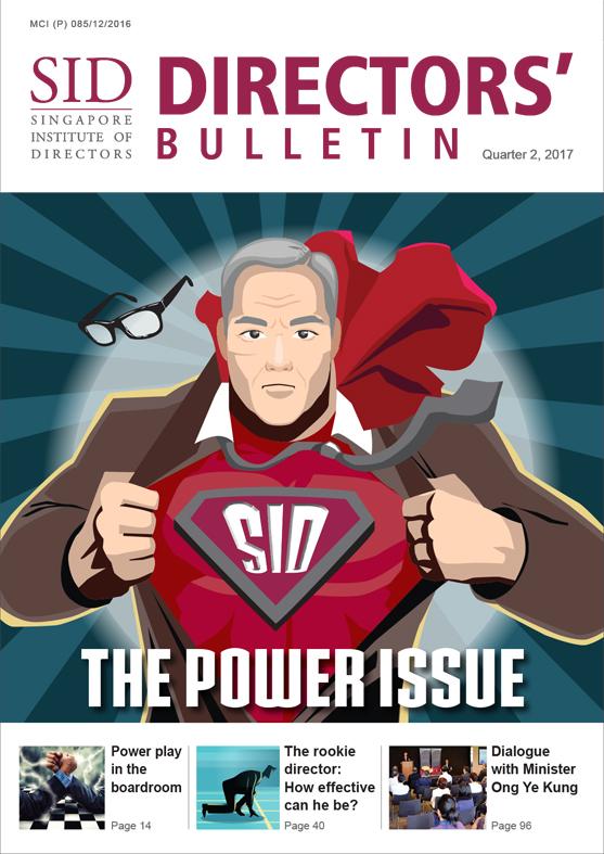 SID DIRECTORS' BULLETIN - 2017 Q2